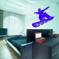 Vinilo Decorativo Skyboard