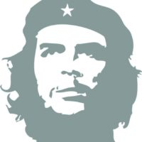Vinilo Decorativo Che Guevara2