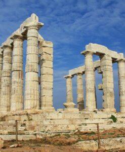 Fotomural Templo Apolo