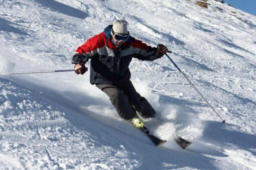 Fotomural Esquí