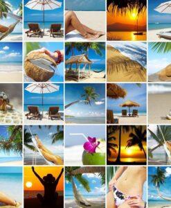 Fotomural Imágenes Playa