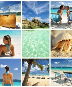 Fotomural Paisajes Playa