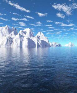 Fotomural Iceberg
