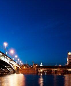 Fotomural Puentes Ciudad