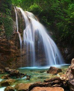 Fotomural Pequeña cascada