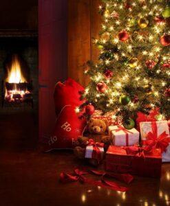 Fotomural Árbol Navidad