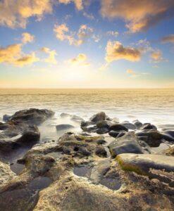 Fotomural Playa Rocosa2