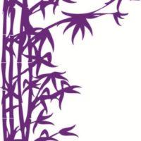 Vinilo Decorativo Caña Bambú2