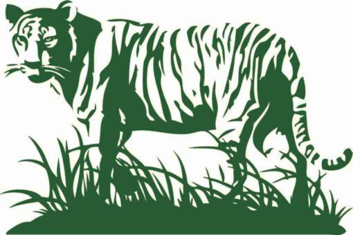 Vinilo Decorativo Tigre2