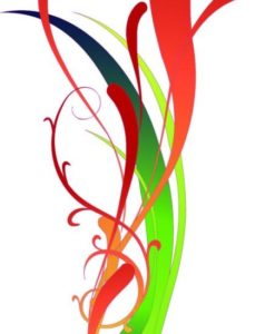 Vinilo Color Hojas