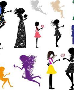 Figuras femeninas