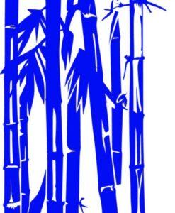 Vinilo Decorativo Cañas Bambú