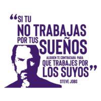 Vinilo Steve Jobs