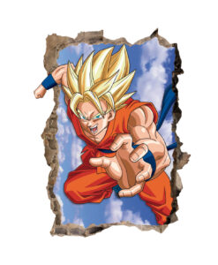 Dragon Ball Agujero 3D