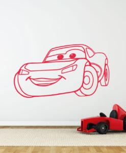 Vinilo Cars Infantil