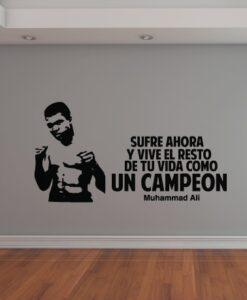 Vinilo Muhammed Ali