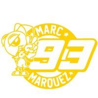 Vinilo Marc Marquez Logo