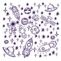 Kit Vinilo Espacial