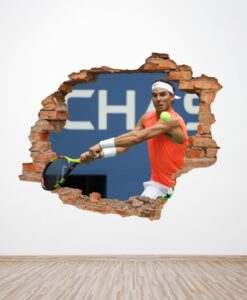 Agujero 3D Rafa Nadal