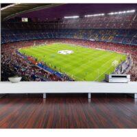 Fotomural Barcelona Estadio