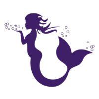 Vinilo Sirena Infantil