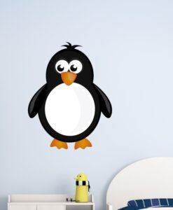 Vinilo Infantil Pingüino