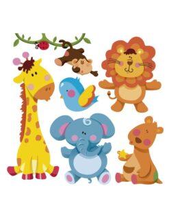 Kit Infantil Animales