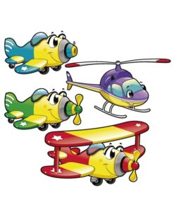 Kit Aviones Infantil