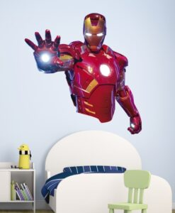 Vinilo Super Heroe