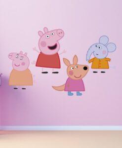 Vinilo Infantil Peppa Pig