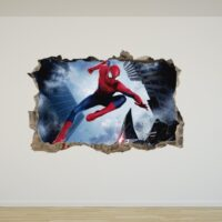 Agujero 3D SpiderMan