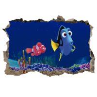 Agujero 3D Nemo Infantil