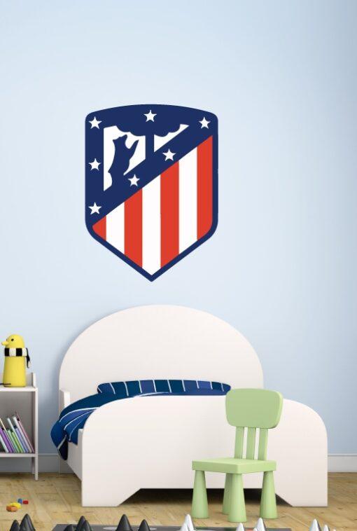 Vinilo Escudo Atletico de Madrid