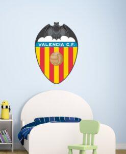 Vinilo Escudo Valencia CF