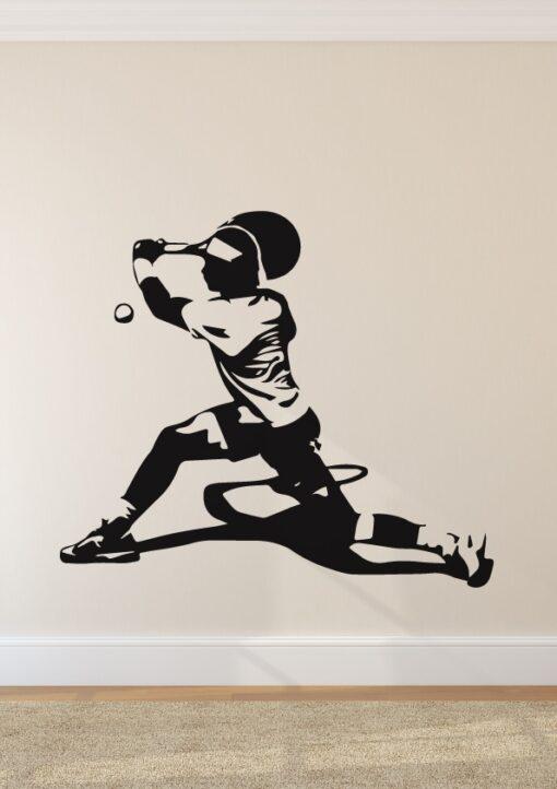 Vinilo Rafa Nadal Tenis