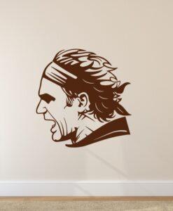 Vinilo Roger Federer